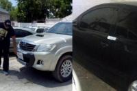 Secuestraron dos vehículos comprados con plata de un robo millonario