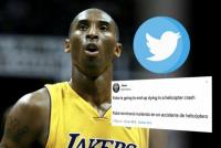 Un tuit predijo la muerte de Kobe Bryant