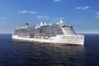 Italia bloqueó a un crucero de España por una pasajera china con síntomas del coronavirus