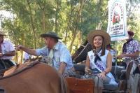 Rawson: realizaron la IX Cabalgata en Honor al Gaucho José Dolores
