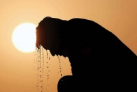 Al borde de los 38°C, San Juan la segunda provincia más caliente del país