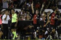 Newell's venció a San Lorenzo y se metió en el lote de arriba