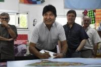 Bolivia: Evo Morales será candidato a senador