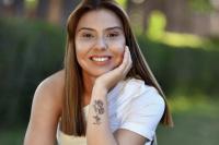 Camila García: la embajadora que es payamédica y busca el progreso de pequeños productores