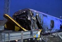 Italia: dos muertos y 28 heridos por el descarrilamiento de un tren de alta velocidad