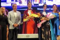 Una joven de 18 años es la nueva Reina Nacional de la Uva y el Vino