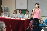 Mujeres científicas de la UNSJ mostraron su ciencia