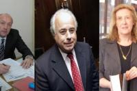 Estos son los tres ternados para ocupar el cargo de Cortista que dejó vacante Medina Palá