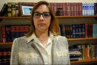 Histórico: Adriana Garcia Nieto, la primera presidenta de la Corte de Justicia de San Juan