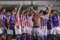 Copa Sudamericana: Unión perdió con Mineiro, aguantó con lo justo y pasó de fase en Brasil