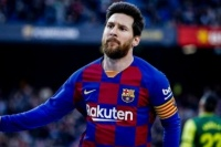 Manchester City le ofrecería un precontrato a Lionel Messi en enero