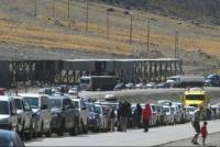 Mendoza: más de seis horas de demora para cruzar a Chile
