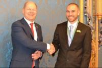 Reestructuración de la deuda: el ministro de Economía cosechó apoyo de funcionarios del G20