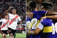 El Superclásico entre Boca y River se jugará el 2 de enero