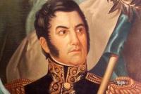 Se conmemoran 242 años del natalicio del general Don José de San Martín