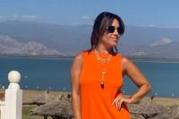 La periodista Pia Shaw enamorada de San Juan