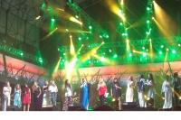Gran homenaje a Mercedes Sosa en la segunda noche de la FNS 2020