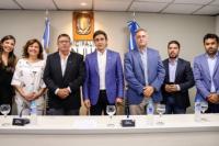Capital firmó convenios por mayor inclusión laboral para mujeres y grupos vulnerables