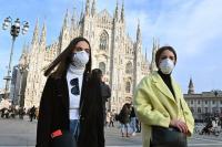 Coronavirus: Italia registró la cifra más alta de muertes en casi seis meses