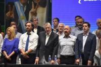 Gioja pidió por la unidad del Partido Justicialista