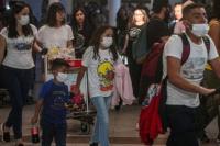 Coronavirus en Argentina: deben faltar a clases los chicos que hayan estado en países de riesgo