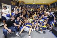 Boca dio el batacazo y es el nuevo campeón de la Superliga
