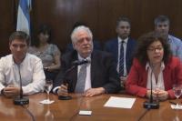"""Ginés González García: """"Argentina está preparada y tomando todas las medidas necesarias para afrontar el coronavirus"""""""