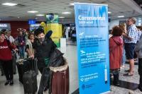 154 mil argentinos varados regresaron al país: aún hay 10 mil que esperan volver