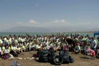 Gran iniciativa: más de 700 voluntarios juntaron 1600 kilos de residuos