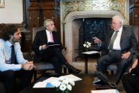 Reunión en Casa Rosada: discuten nuevas medidas por el avance del coronavirus