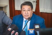 Felipe de los Ríos habló del retorno a clases en San Juan: qué dijo