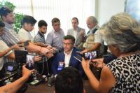 Desde OSSE, aseguraron el abastecimiento de agua potable para Huaco