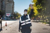 En la provincia, ya fueron detenidas 122 personas por no respetar el aislamiento obligatorio