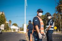 Día 59: detuvieron a 180 personas por incumplir la cuarentena en San Juan