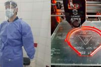 Fabrica y regala protectores faciales para combatir el coronavirus y pide colaboraciones