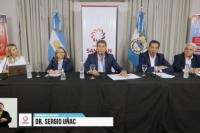 Uñac anunció nuevas medidas económicas para los sectores más afectados