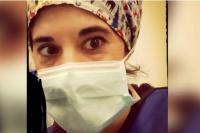 Una enfermera de Italia se contagio de coronavirus y se suicidó por estrés