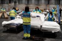 San Juan calcula las bolsas mortuorias y cómo será el adiós para los fallecidos por coronavirus