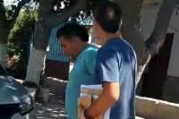 Detuvieron a un hombre por amenazar a la joven con coronavirus