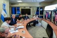 Cuarentena: Alberto Fernández buscó consenso con los gobernadores