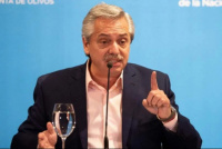 Esta noche, Alberto Fernández confirmará la extensión de la cuarentena