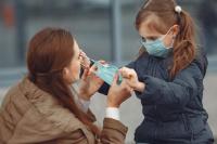 La OMS confirmó que el coronavirus no se transmite a través del aire