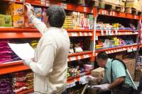Santa Lucía sigue trabajando en el control de precios en supermercados y almacén