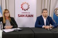 """Sergio Uñac: """"No ha pasado la emergencia y hay que afrontar una etapa peor"""""""