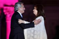 Cristina Kirchner terminó su cuarentena y se reunió con Alberto Fernández