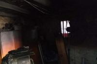 Rivadavia: se incendió el depósito de una casa del barrio Frondizi