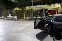 Bajo Flagrancia condenaron al conductor ebrio que metió su auto en la peatonal