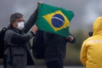 Coronavirus: Brasil registró 600 muertes en un día