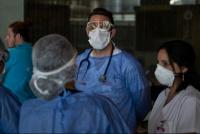 Extienden por tres meses el bono de $5000 para personal de Salud