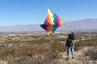 Campaña solidaria para ayudar a la Comunidad Huarpe